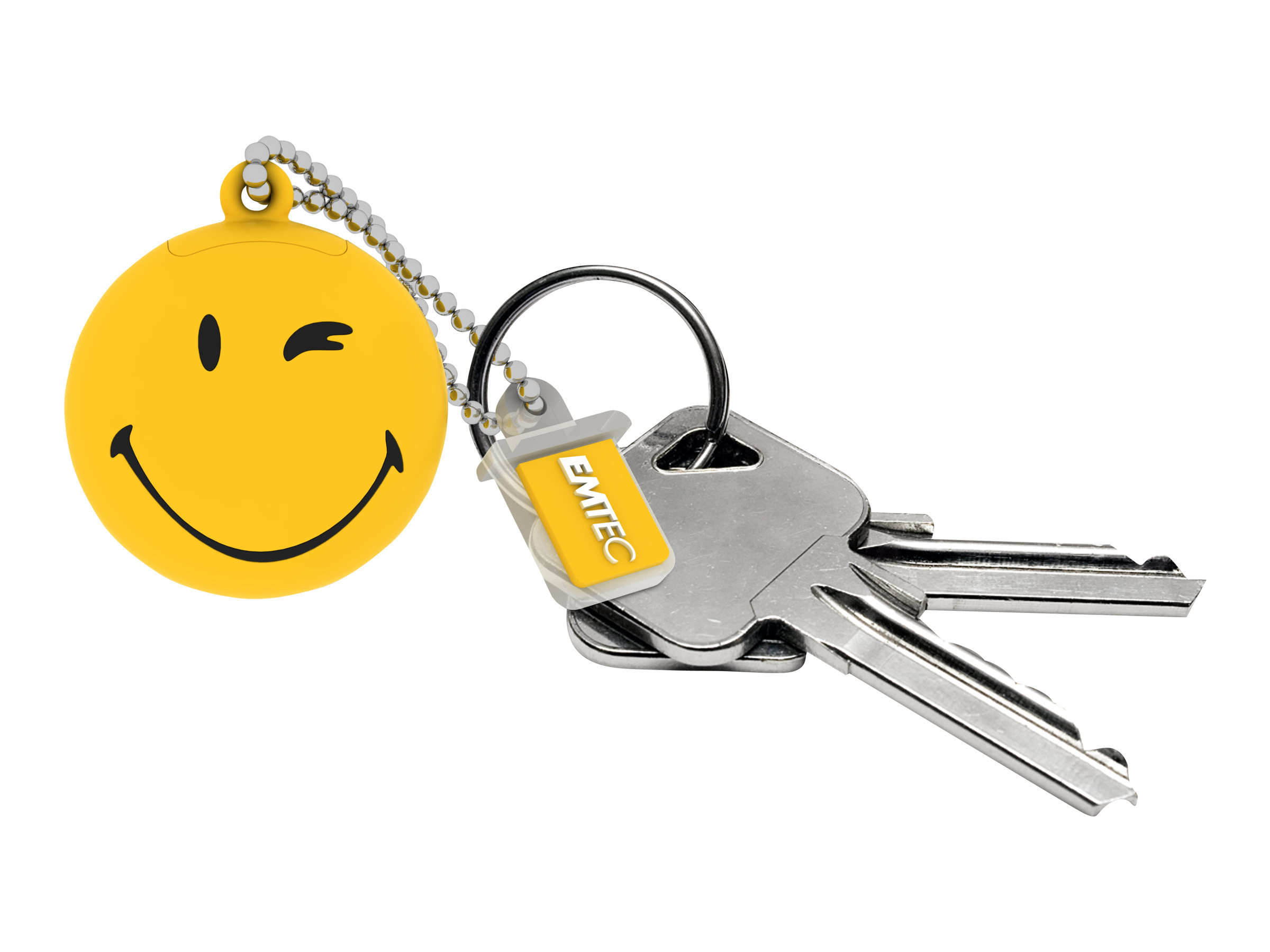 EMTEC Smiley World SW100 Take It easy - clé USB - 8 Go