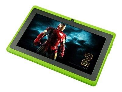 "Zeepad 7DRK - Tablet - Android 4.2 (Jelly Bean) - 4 GB - 7"" (800 x 480) - USB host - microSD slot - green"