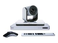 Polycom RealPresence Group 500-720p with EagleEye IV 12x Camera - kit de vidéo-conférence
