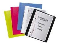 ELBA Polyvision - livre de présentation rechargeable