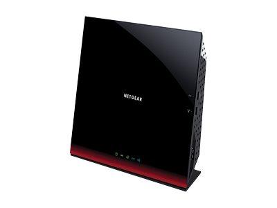 Image of NETGEAR D6300 - wireless router - DSL modem - 802.11a/b/g/n/ac - desktop