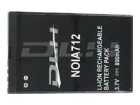 DLH Energy Batteries compatibles NOIA712