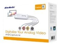 AVerMedia AVerCapture M Video capture adapter