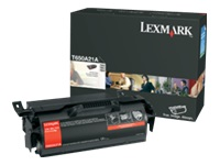 Lexmark Cartouches toner laser T650A21E