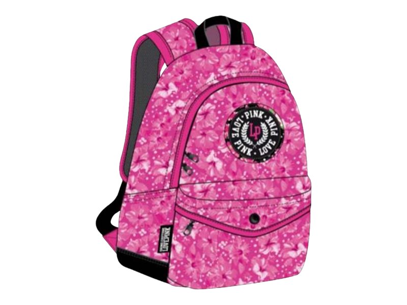 "LOVE PINK Flower Power ""LPF"" Collection - cartable"