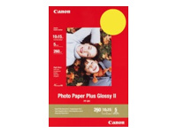Canon Photo Paper Plus Glossy II PP-201 High-glossy 270 micron
