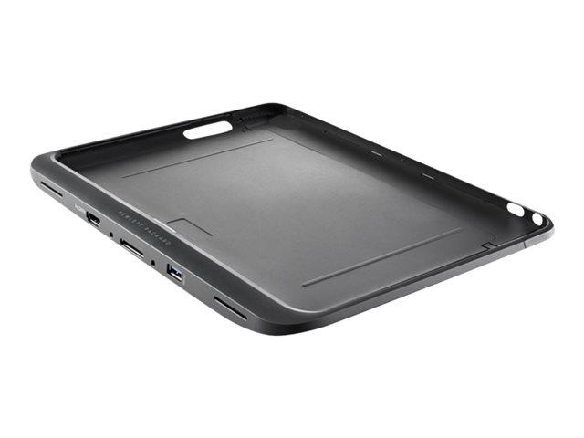 HP ElitePad Security Jacket with Smart Card Reader and Fingerprint Reader - utvidelsesjakke E5S91AA