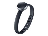 Samsung Smart Charm - noir - suivi d'activités bande