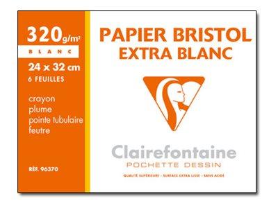Clairefontaine Bristol - papier à dessin