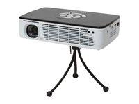 AAXA P300 Pico Projector - DLP projector - 300 lumens - WXGA (1280 x 800) - 16:10