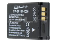 DLH pile pour appareil photo - Li-Ion
