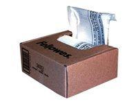 Fellowes Powershred Papirkurv (pakke med 100)