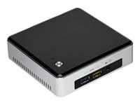 Intel Next Unit of Computing Kit NUC5i3RYK - Core i3 5010U 2.1 GHz - 0 Mo - 0 Go