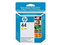 HP Cartucho de tinta amarillo (nº44) CAGCA151644YE