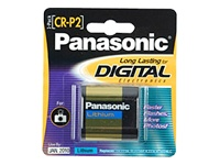 Panasonic CR-P2PA/1B