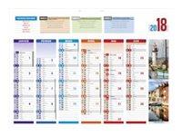 CBG 4 Saisons - calendrier bancaire