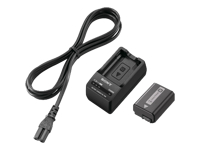 Sony ACC-TRW Batteri og oplader Li-Ion 1020 mAh 1020 mAh 400 mA