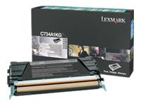 Lexmark Cartouches toner laser C736H1KG