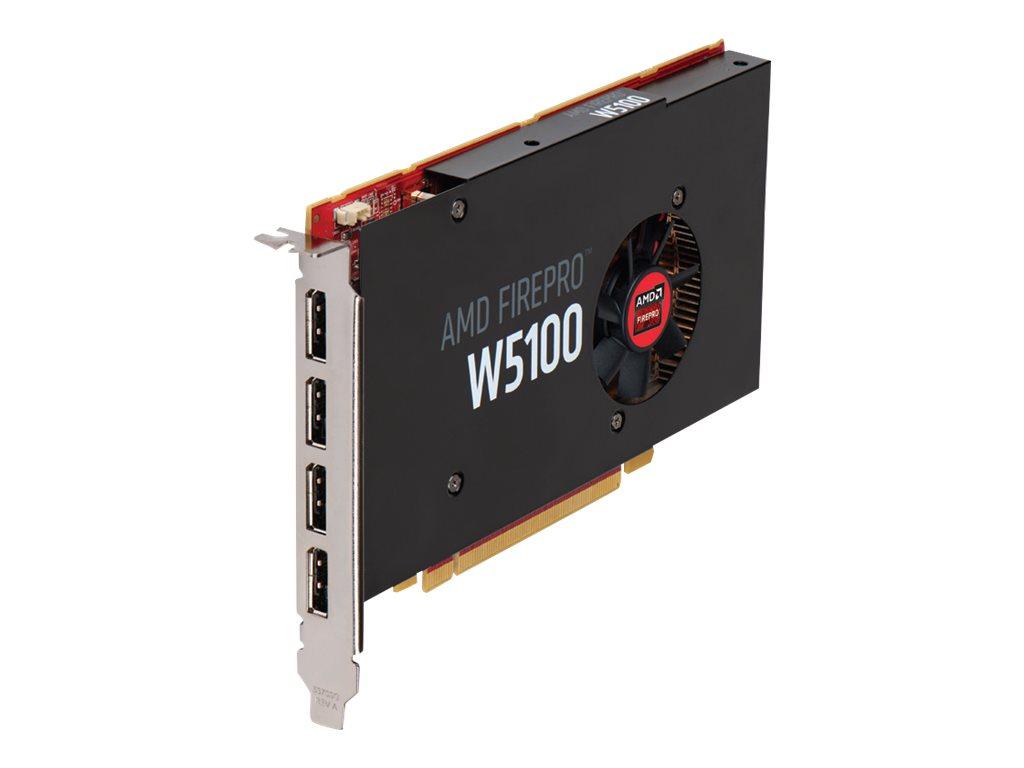 AMD FirePro W5100 4GB - Gráfica