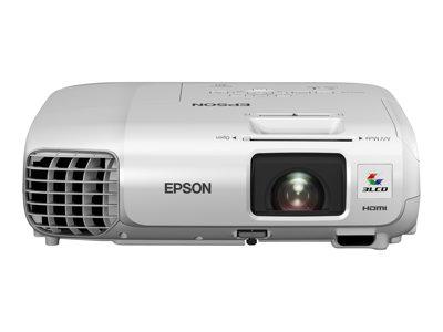 Epson EB-X27 - projecteur 3LCD - LAN