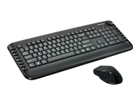 Gear Head Wireless Keyboard & Optical Mouse KB5850W