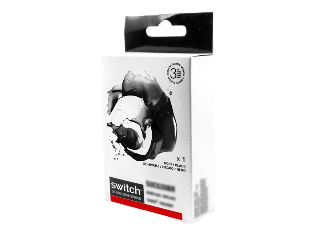 SWITCH - noir - cartouche d'encre (équivalent à : Canon PGI 5)