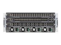 NETGEAR ProSAFE M6100-44G3-POE+ - Starter Kit - commutateur - 44 ports - Géré - Montable sur rack