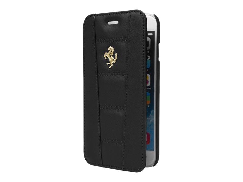 Ferrari Folio Matelasse protection à rabat pour téléphone portable