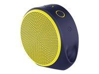 Logitech X100 Højttaler til transportabel brug trådløs Bluetooth