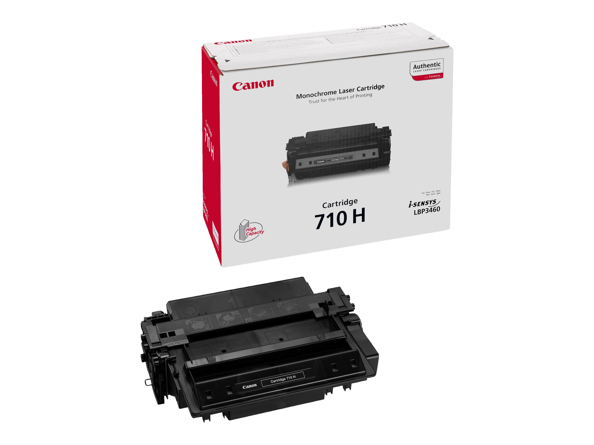 Canon 710H - noire - original - toner