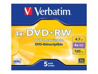 Verbatim CD-R/W et DVD-R 43229