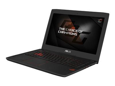 "ASUS ROG GL502VT DS74 - Core i7 6700HQ / 2.6 GHz - Windows 10 Home - 16 GB RAM - 128 GB SSD + 1 TB HDD - 15.6"" IPS 1920 x 1080 (Full HD) - GF GTX 970M - Wi-Fi"