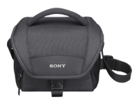 Sony LCS-U11 Taske til digitalt fotokamera / videokamera neopren sort
