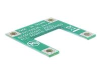 DeLOCK Converter Mini PCI Express half-size > full-size Udvidelseskort