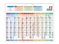 CBG Uni-compact - bank calendar