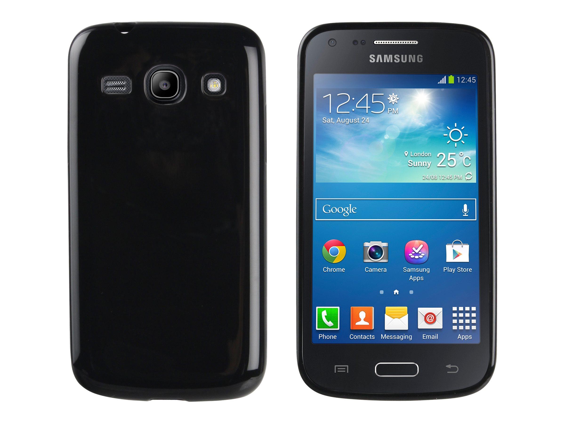 Muvit miniGel Glazy coque de protection pour téléphone portable