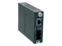 TRENDnet TFC-110 MST - convertisseur de média à fibre optique - Ethernet, Fast Ethernet