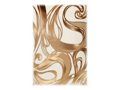 Clairefontaine Premium - Papier cadeau - 70 cm x 2 m - 80 g/m² - or