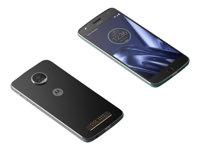 "Motorola Moto Z Play - Smartphone - 4G LTE - 64 GB - microSDXC slot - CDMA / GSM - 5.5"" - 1920 x 1080 pixels (403 ppi) - AMOLED - RAM 3 GB - 16 MP (5 MP front camera) - Android - black"