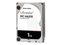 Ultrastar DC HA210 (1TB) 7200rpm SATA 6Gb/s Hard Drive