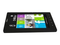 Approx Billow Ebook Black, Čtečka elektronických knih - 4GB - 7