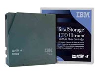 IBM - LTO Ultrium x 1 - 800 Go - support de stockage