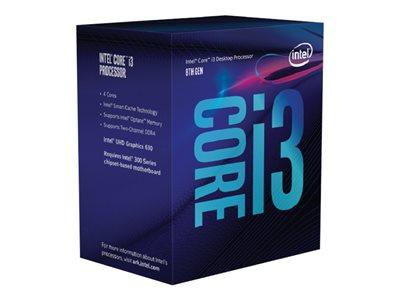 Intel Core i3 8350K
