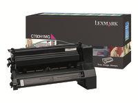 Lexmark Cartouches toner laser C780H1MG
