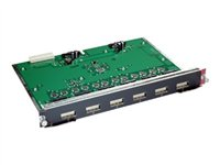 Catalyst 4500 Gigabit Ethernet Module, 6-Ports(GBIC) (Spare)