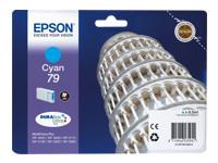 Epson 79 - cyan - original - cartouche d'encre