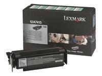 Lexmark, Toner/black 5000sh f T420