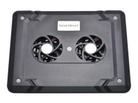 Gear Head Dual-Cool Cooling Pad CF3200U
