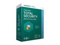 Kaspersky Total Security Multi-Device 2016 - Antivirus