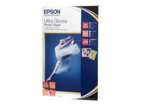 Epson Ultra Glossy Photo Paper - papier photo brillant - 20 feuille(s)